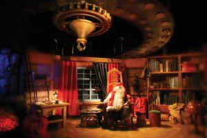 Santa Claus Office Arctic Circle - Rovaniemi - Lapland - Finland