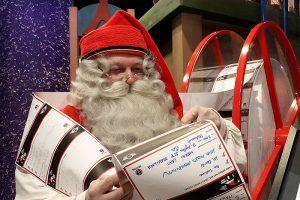 Santa Claus Letter - Santa Claus Office - Arctic Circle -Rovaniemi-Lapland-Finland
