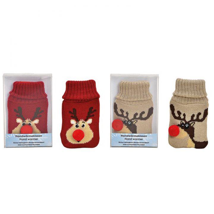 Hand Warmer, Reindeer.