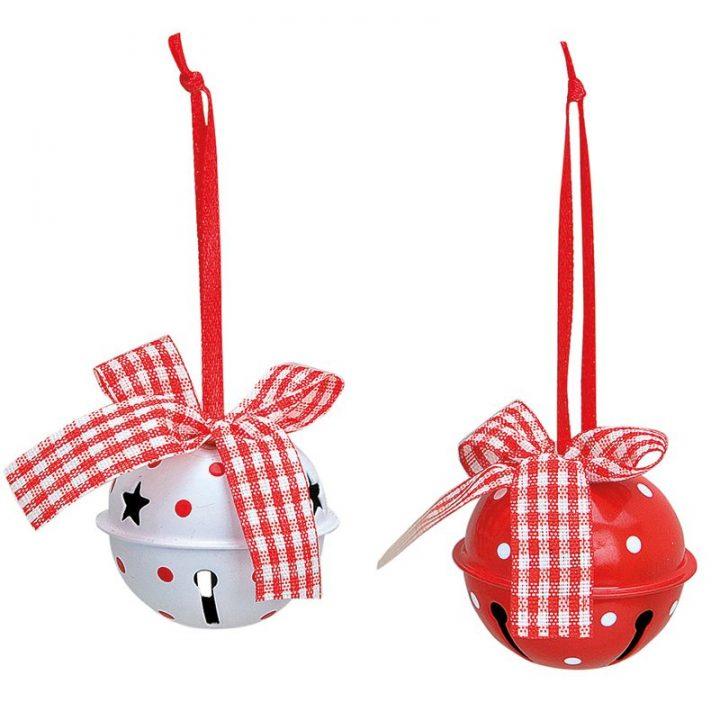 Decoration Jingle Bells, 2 pcs.