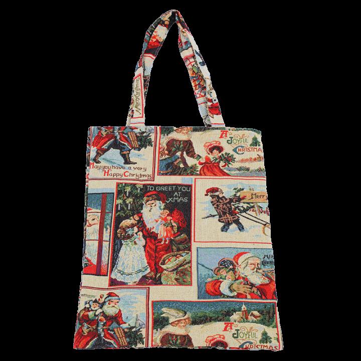 Christmas Tote Bag.