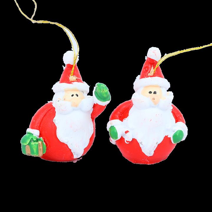 Mini Joulupukki Kuusenkoriste.