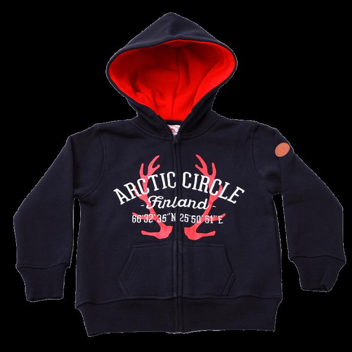 Arctic Circle huppari, lasten.