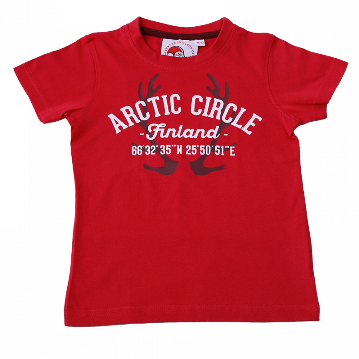 Arctic Circle T-shirt, kids.