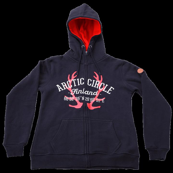Arctic Circle huppari, naisten.