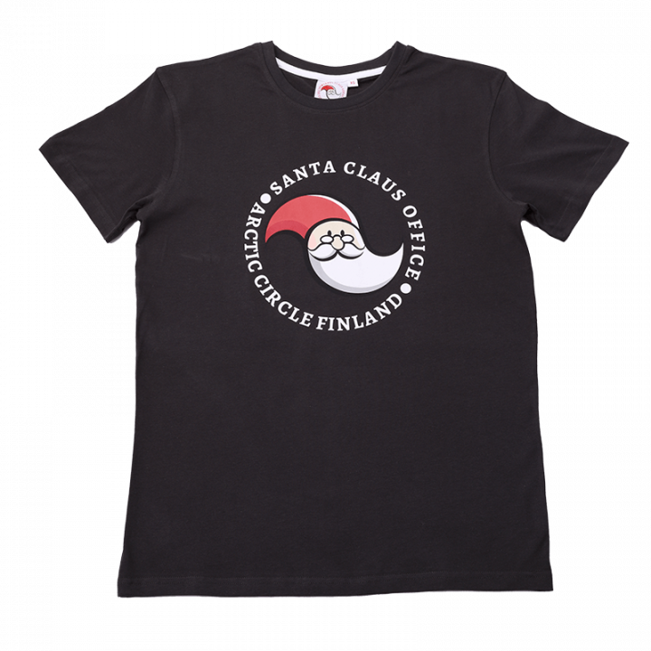 Santa Claus Office Logo T-Shirt.