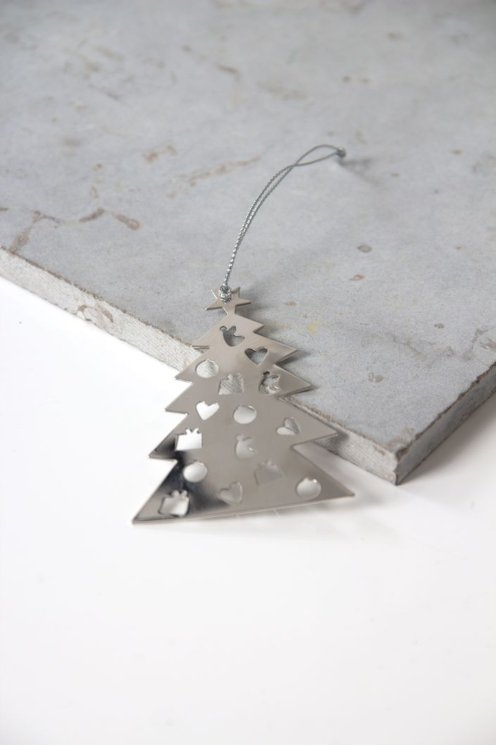 Tree Decoration, Metallic Tree.